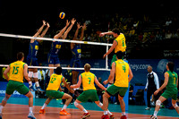 AUS vs BRA World League - 28 June 2015