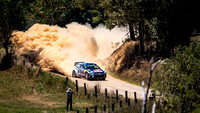 WRC - 2016 Rally Australia - Day 2 - 19 Nov 2016